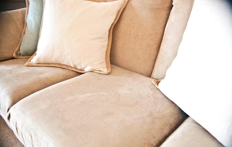 убрать запах мочи с мебели