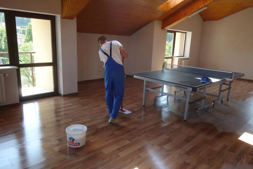 генеральная уборка дома и коттеджа