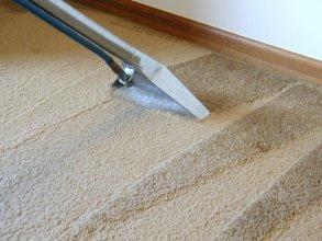 химчистка ковровых покрытий - фото