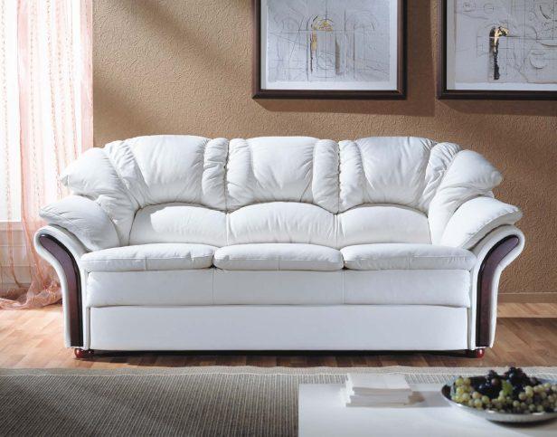 химчистка кожаной мебели и диванов