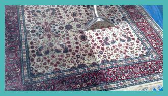 чистка шелковых ковров в Москве