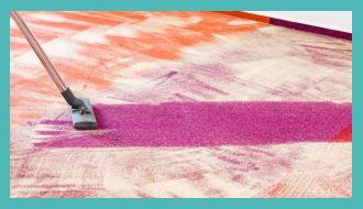 чистка ковров из вискозы на дому