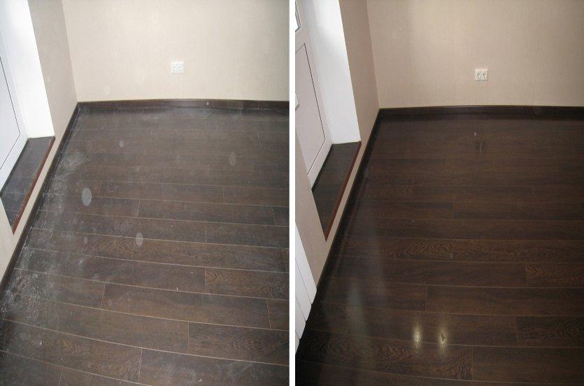 генеральная уборка квартир - фото